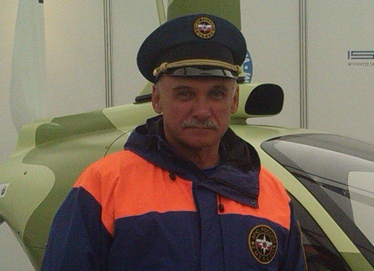 Главный государственный инспектор по маломерным судам по Ярославской области Полтавский Виктор Алексеевич